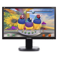 VG2437Smc - 60 cm (23.6 Zoll), LED, MVA-Panel, HD-Webcam, Höhenverstellung, DisplayPort